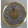 100 mm Clock Fit up Fancy Arabic