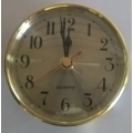 100 mm Clock Fit up Gold