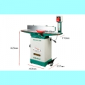 Hisimen 6 inch Industrial jointer with Spiral cutterhead