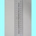 60cm Centre Rule