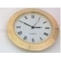Clock 58 mm Gold Roman