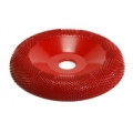 Saburtooth 100mm Medium Doughnut Carving Disc