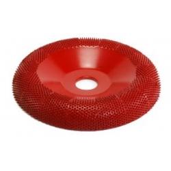 Saburtooth 100mm Medium Doughnut Carving Disc