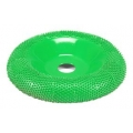 Saburrtooth 100mm Coarse Doughnut carving disc