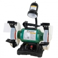 Hisimen 6 inch Variable Speed Bench Grinder
