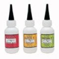 Hot Stuff Cyanoacrylate Glue RED, Yellow or Green