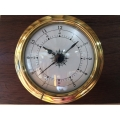 Flush Mount Clock 98mm