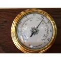 Flush Mount Thermometer 98mm