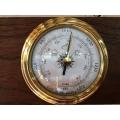 Flush Mount Barometer 98mm