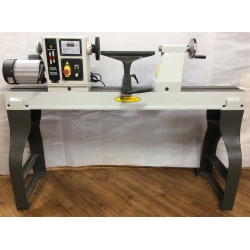 QWS 22 inch Variable Speed WoodLathe