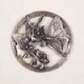 Butterfly Pot-Pourri Lid