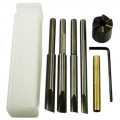 5 Piece Pen Mill Reamer Set