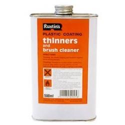 Rustins PLASTIC COATING THINNER