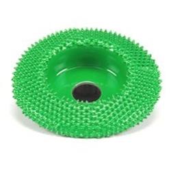 Saburrtooth 50mm Course Flat disc