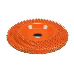 Saburrtooth 100mm carving disc EX Course Flat