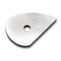 Medium Teardrop Scraper - High Speed Steel