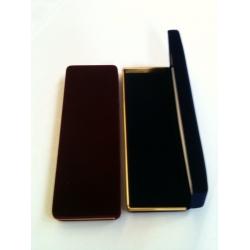 3 pen Velvet box