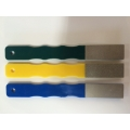 3 pce diamond file paddles