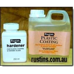 Rustins Plastic Coating 1.2lt