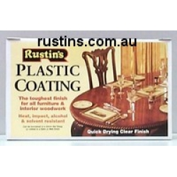 Rustins Plastic Coating